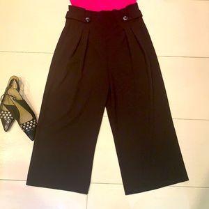 🇨🇦Frank Lyman 3/4 wide legs pants